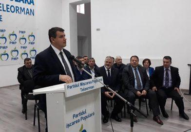 """PMP, reacție după declarațiile lui Darius Vâlcov: """"Nu ne ipotecați viitorul!"""""""