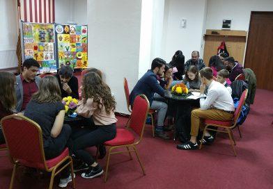 Tinerii NEETs învață despre importanța comunicării în echipă