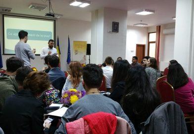 Tinerii NEETs învață despre beneficiile lucrului în echipă și integrarea pe piața muncii