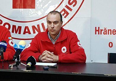 Raul Pavelescu, noul director al Societății de Cruce Roșie Dâmbovița
