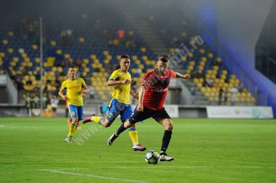 FC Aninoasa, duel tare cu Lupii Galbeni!