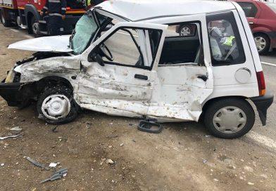 Accident grav pe DN 7! O persoană a murit