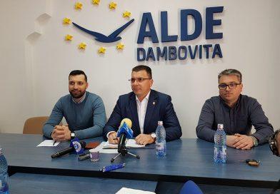 """ALDE Dâmbovița: Ajutat de Iohannis, Parlamentul European dă câștig de cauză propagandei care apără statul de """"drepți"""""""