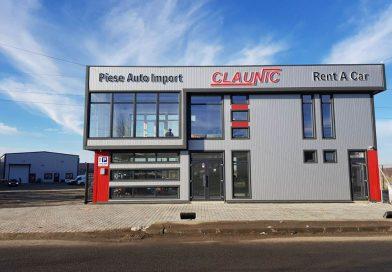 Claunic Rent a Car a mutat sediul și flota de mașini, în Târgoviște, pe strada Laminorului