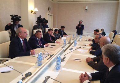 Agenda parlamentară: Iancu Caracota (PNL) – Discuții în Azerbaidjan, în sprijinul relațiilor economice și culturale pe Drumului Mătăsii