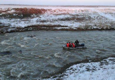 DÂMBOVIȚA: Cadavrul unui bărbat a fost găsit plutind pe un râu