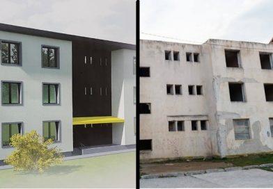 PUCIOASA: Un bloc al fostei Trainica, din cartierul Filatură, va fi reabilitat cu bani europeni
