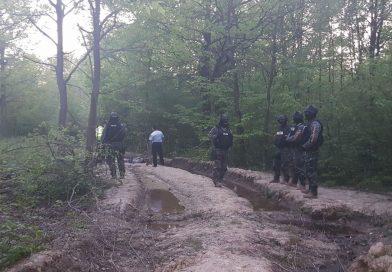 Bărbatul găsit mort în pădure a fost ucis de un animal sălbatic