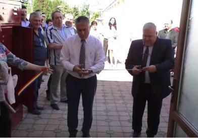 """GĂEȘTI: Colegiul """"Vladimir Streinu"""" va avea cantină școlară! Clădirea a fost inaugurată"""