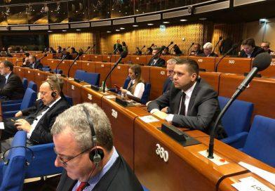 Agenda parlamentară: Corneliu Ștefan (PSD) – participă la Sesiunea ordinară 2018 a Adunării Parlamentare a Consiliului Europei