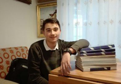 Radu Lecoiu, un elev de succes, la Colegiul Național Ienăchiță Văcărescu