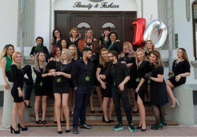 Salon Trey Sys Târgovişte: 10 ani în slujba frumuseţii, sărbătoriţi cu produse organice şi aparatură de ultimă generaţie
