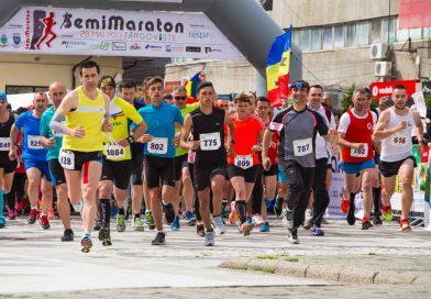 Alergătorii semimaratonului de la Târgovişte au supărat Arhiepiscopia, care vrea monopol pe blocarea arterelor din oraş