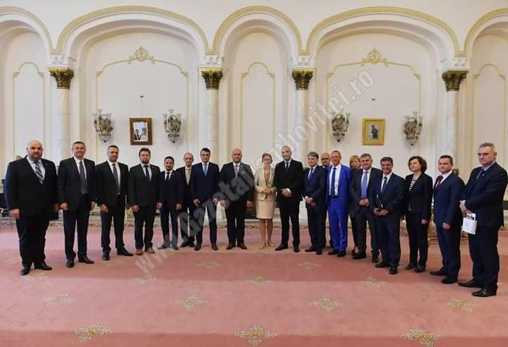 Agenda parlamentară: Dumitru Lupescu (USR) discuții pe teme de apărare și securitate cu omolgii bulgari