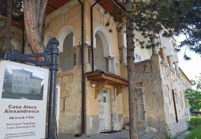 Despre zidurile Târgoviștei, dar și ale României Mari