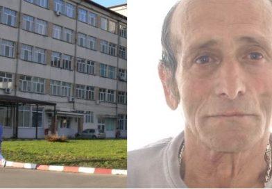 DÂMBOVIȚA: Un bărbat externat dintr-un spital, pe data de 4 mai, nu este de găsit