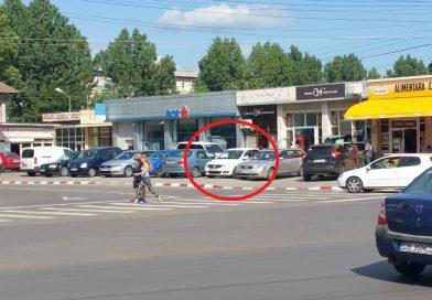 Să pândești șoferi la o oră de vârf, în cea mai aglomerată zonă din oraș, nu e prevenție, e japcă!