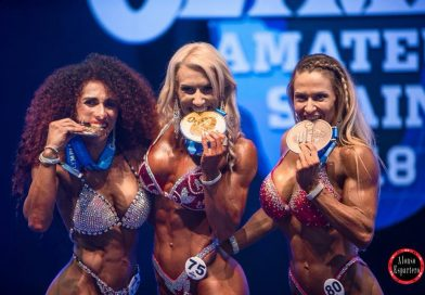"""O târgovișteancă este prima româncă învingătoare la """"Olympia Amateur Spain"""""""