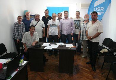 Filială Uniunea Salvați România, constituită la Moreni