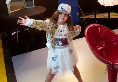 Next Star, rampă de lansare pentru micuța târgovișteancă Antonia Popescu