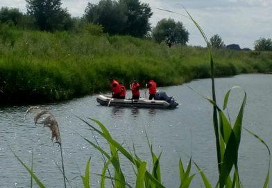 IONEȘTI: Pompierii caută un bărbat dispărut la scăldat