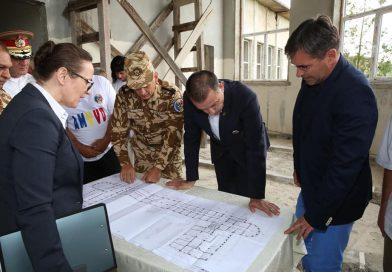 Ministerul Apărării se implică în construirea Centrului Medical de la Mănăstirea Dealu