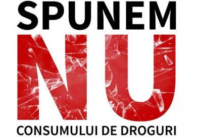 TÂRGOVIȘTE: Activități sportive și de informare în Piața Tricolorului, marți, 26 iunie, împotriva consumului de droguri