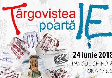 TÂRGOVIȘTE: Manifestări de Ziua Universală a Iei (24 iunie), în Parcul Chindia