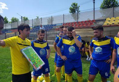 Cetatea Târgoviște a remizat cu Sportul Voinești, la Șotânga