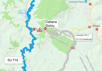 De luni, 23 iulie, accesul spre Platoul Padina – Peștera se va face prin localitatea Glod