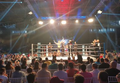 Clash of Titans, competiția internațională de la Târgoviște cu sala aproape plină!