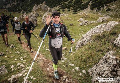 Jojo și Tibi au încheiat cu brio cursa de alergare montană Marathon 3200! Colegii noștri au împreună 100 de ani!