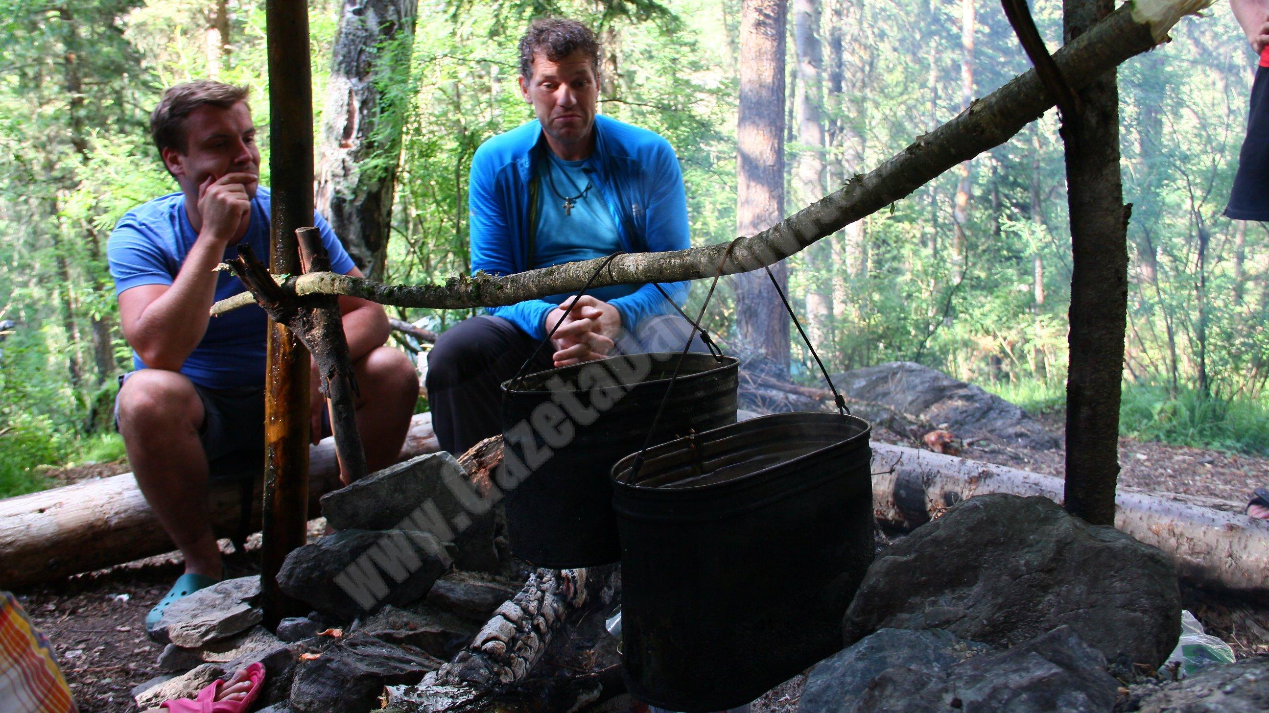 GALERIE FOTO: Expediție târgovișteană în munții Altai
