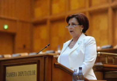 """Agenda parlamentară: Carmen Holban (PSD) – """"Măsuri guvernamentale concrete pentru îmbunătăţirea situaţiei din domeniul sănătăţii"""""""