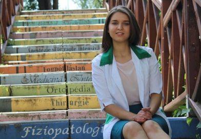 Târgovișteanca Sandra Nedelcu susține programe de educație nutrițională, la Valleriana Med