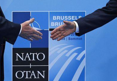 Agenda parlamentară: Dumitru Lupescu (USR) – Punct de vedere referitor la Summit-ul NATO de la Bruxelles (11 – 12 iulie 2018)
