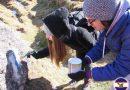 "36 de elevi, ""munțomani voluntari"", vor participa la remarcarea unor trasee în Bucegi"