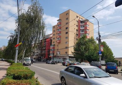 TÂRGOVIȘTE: Lucrări pe Bulevardele Regele Carol și Mircea cel Bătrân, pentru implementarea transportului public ecologic