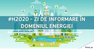 Zi de informare la Bruxelles – oportunități de finanțare în domeniul energiei, prin programul Orizont 2020