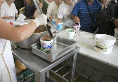 Scădere drastică a numărului de beneficiari ai Cantinei de Ajutor Social din Târgovişte