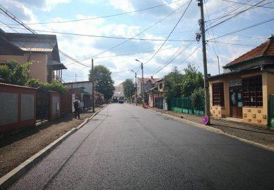 TÂRGOVIȘTE: Sens unic pe strada Cetății, cu parcare pe stânga