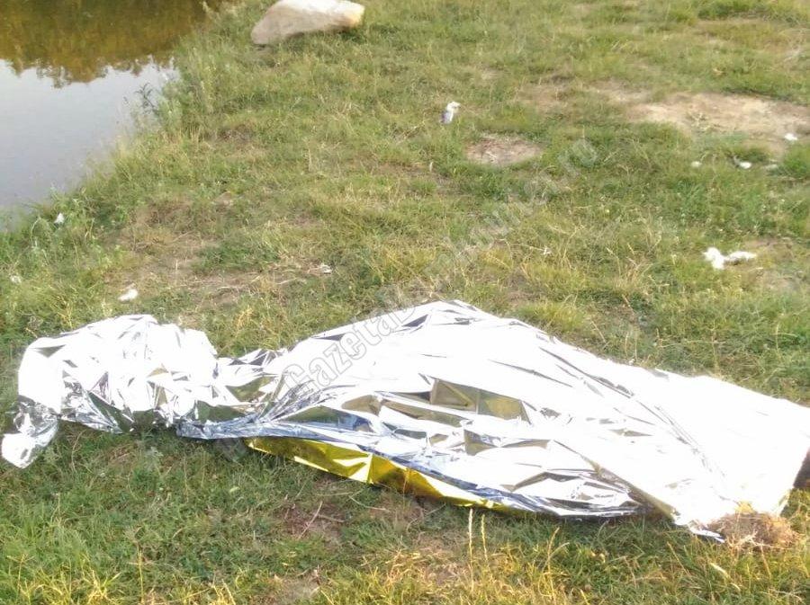 RĂZVAD: Un tânăr s-a înecat într-un lac. A vrut să se răcorească