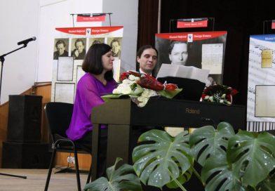 Pianiștii Corina RĂDUCANU și Eugen DUMITRESCU susțin un turneu în toate orașele județului