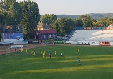 Pentru ce atâta luptă la Moreni? Chindia nu poate aduce CFR Cluj la Târgoviște…