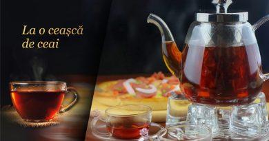 La o ceașcă de ceai Darjeeling