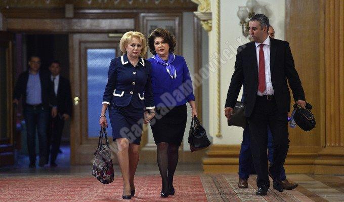 Plumb rămâne în tabăra Dragnea, deși contestatarii o propun pe prietena ei președinte al partidului