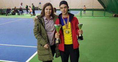 Mașina familiei tenismenului Andrei Voican, furată în Bulgaria! Sportivul era la o competiție și are nevoie de ajutor