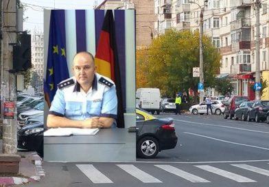 DÂMBOVIȚA: Șeful poliției rutiere recomandă hăituirea jurnaliștilor în trafic!