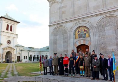 Veteranii Invictus s-au recules la Mănăstirea Dealu