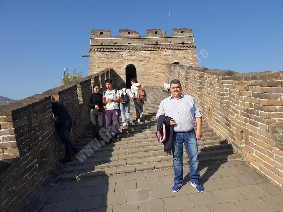 CJD și-a epuizat pliantele turistice la Marele Zid Chinezesc și nu s-a mai prezentat și la Târgul Național de Turism